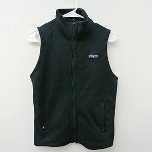 Patagonia Better Sweater Vest women's S black